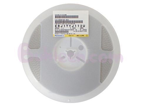 Panasonic|抵抗器|ERJ1TYJ112U