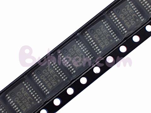 NEC|MMIC UPCONVERTER|UPC8125GR-E1-A
