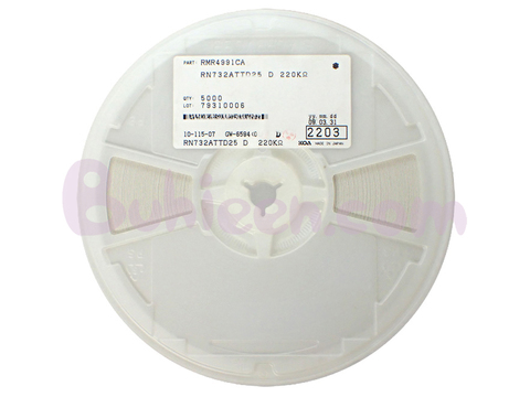 KOA|抵抗器|RN732ATTD2203D25  (5,000個セット)