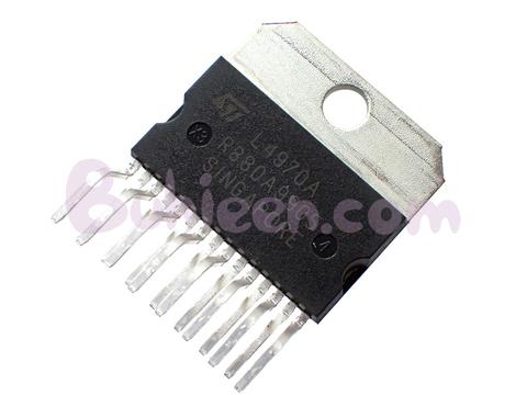 STMicroelectronics|レギュレータ|L4970A