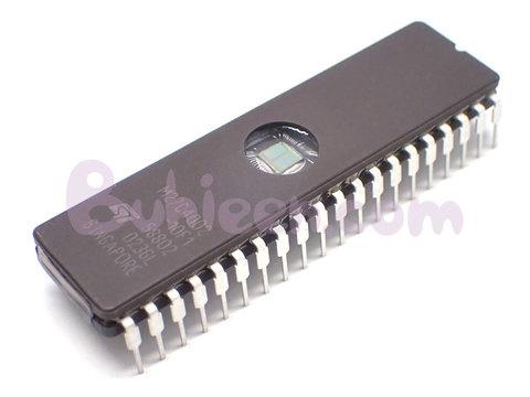 STMicroelectronics|UV EPROM|M27C4002-10F1