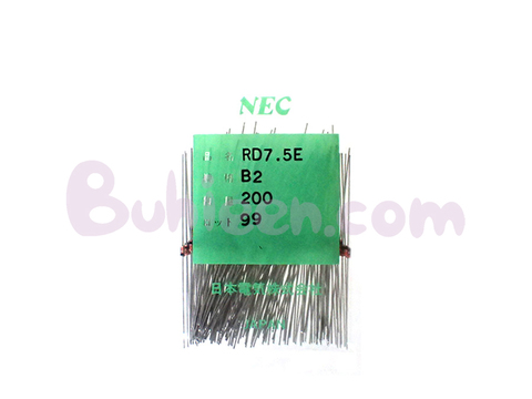 NEC|ダイオード|RD7.5E(B2)
