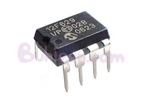 Microchip|マイコン|PIC12F629-I/P