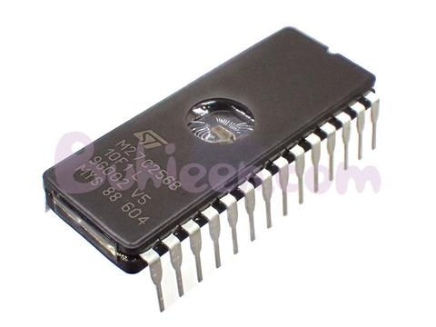 STMicroelectronics|UV EPROM|M27C256B-10F1