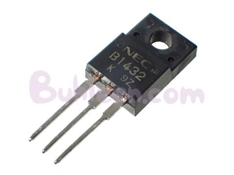 NEC|トランジスタ|2SB1432  (10個セット)