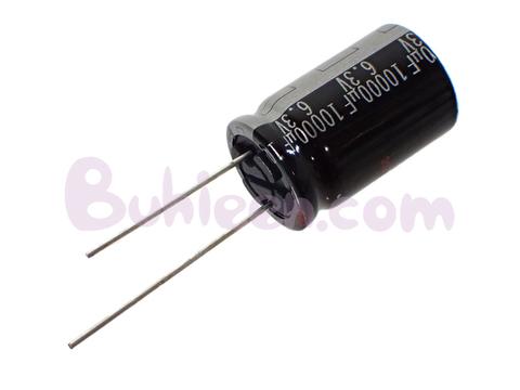 Panasonic|電解コンデンサ|ECA0JHG103