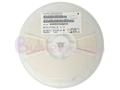 KOA|抵抗器|RN731JTTD1002B25  (5,000個セット)