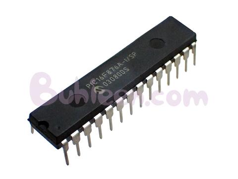 Microchip|マイコン|PIC16F876A-I/SP
