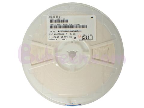 KOA|抵抗器|RN731JTTD2402B10  (5,000個セット)