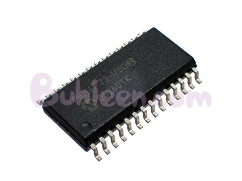 Microchip|マイコン|PIC16F73-I/SO