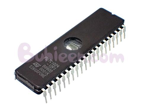 STMicroelectronics|UV EPROM|M27C1024-12F1