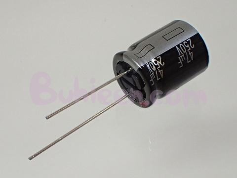 Panasonic|電解コンデンサ|EEUEB2E470S