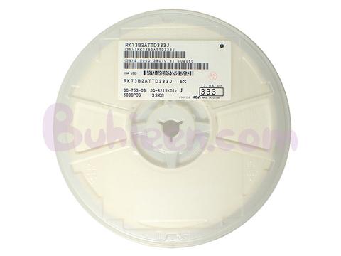 KOA|抵抗器|RK73B2ATTD333J  (5,000個セット)