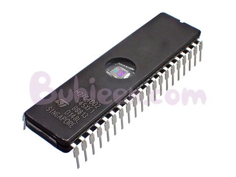 STMicroelectronics|UV EPROM|M27C4002-45XF1