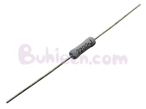 KOA|酸化金属皮膜固定抵抗器|MOS2C221J  (10個セット)