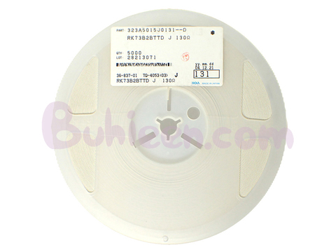 KOA|抵抗器|RK73B2BTTD131J  (5,000個セット)