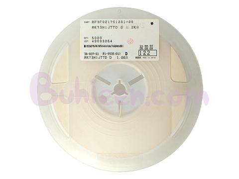 KOA|抵抗器|RK73H1JTTD1201D  (5,000個セット)