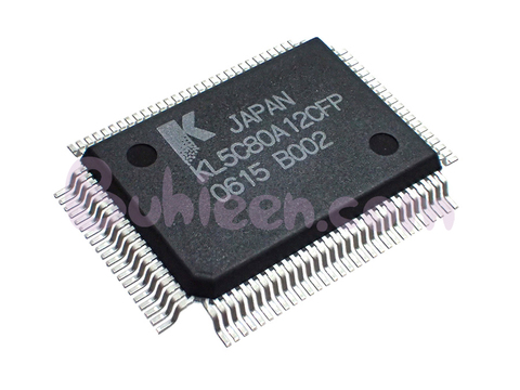 Kawasaki Microelectronics|マイコン|KL5C80A12CFP
