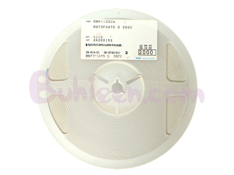 KOA|抵抗器|RN73F2ATD2000D  (5,000個セット)