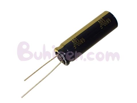 Panasonic|電解コンデンサ|EEUFK1A682L