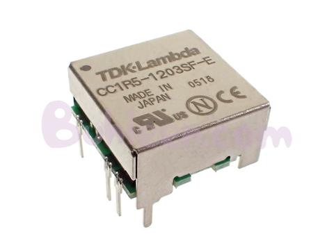 TDK-Lambda|DC/DCコンバータ|CC1R5-1203SF-E