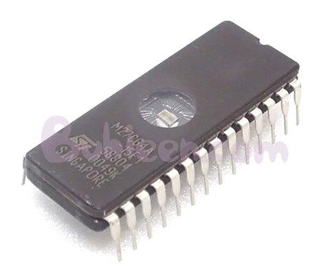 STMicroelectronics|UV EPROM|M27C64A-15F1