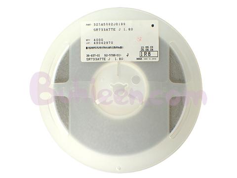 KOA|抵抗器|SR733ATTE1R8J  (4,000個セット)