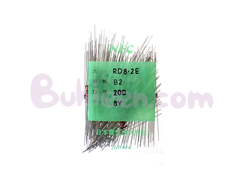 NEC|ダイオード|RD8.2E(B2)