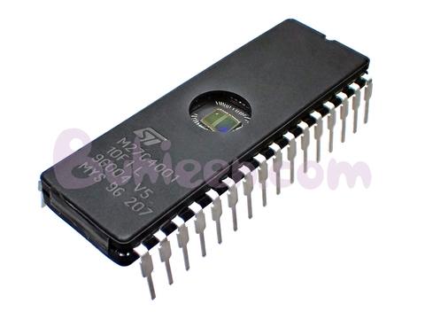 STMicroelectronics|UV EPROM|M27C4001-10F1