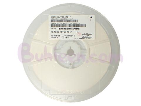 KOA|抵抗器|RK73H1JTTD2701F  (5,000個セット)