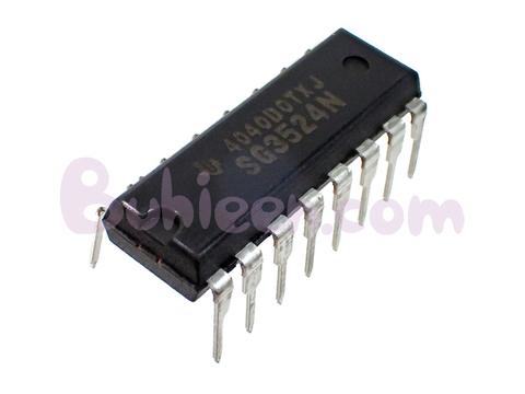 Texas Instruments|PWM|SG3524N