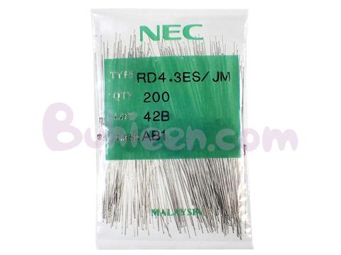 NEC|ダイオード|RD4.3ES/JM(AB1)