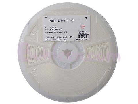 KOA|抵抗器|RK73H2ATTD1001F
