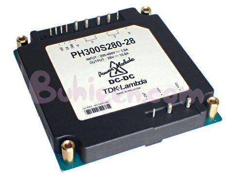 TDK-Lambda|DC/DCコンバータ|PH300S280-28