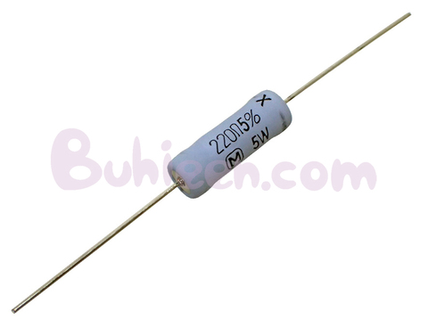 Panasonic|酸化金属皮膜抵抗器|ERG5SJ221