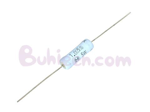 Panasonic|酸化金属皮膜抵抗器|ERX5SJ1R0  (10個セット)