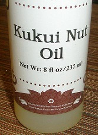 ククイナッツオイル(227ml)