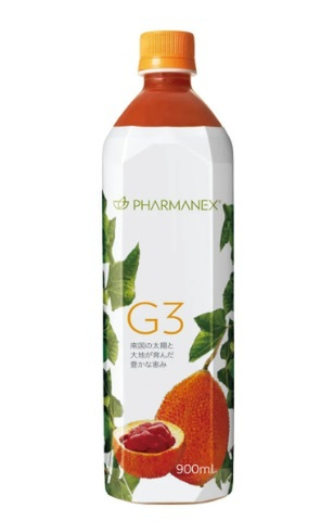 フルーツ・ガック&3種の果実ジースリー