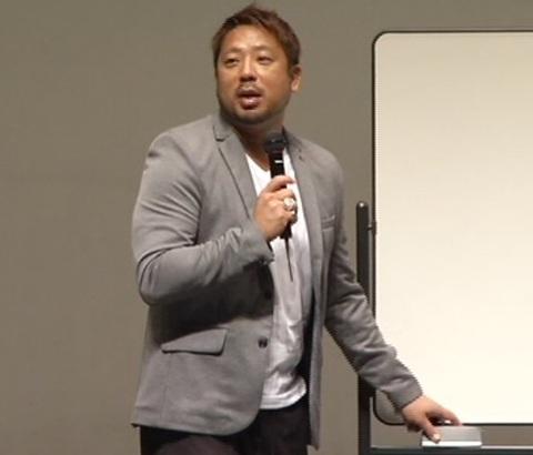 プロダクツスピーチ&爆笑マケ   野崎哲也&安希子WダイヤモンドDD