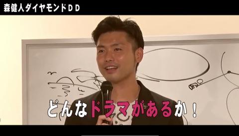 森健人ダイヤモンドDD マーケティングプラン