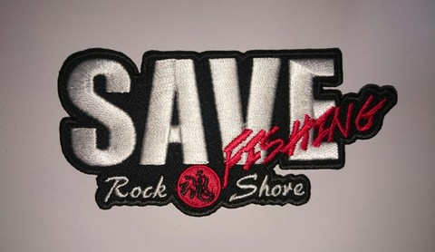 SAVE Fishing ワッペン