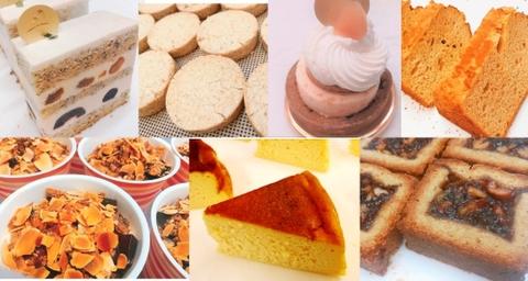 *SoldOut*9月の乙菓子+焼き菓子セット