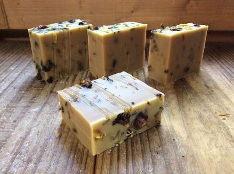 10 herbs soap