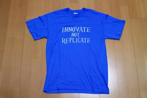 MNNTHBX Innovate T-shirts