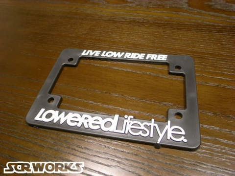 LOWEDRED LIFESTYLE LP FRAME