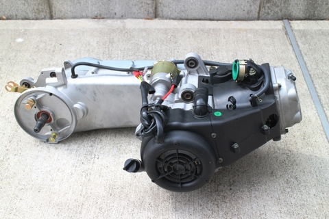 GY6 150cc Long Case Crate Engine for Swap Custom