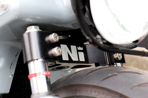 Nineteen38 Garage Ni Triple Tree Ruckus/Zoomer
