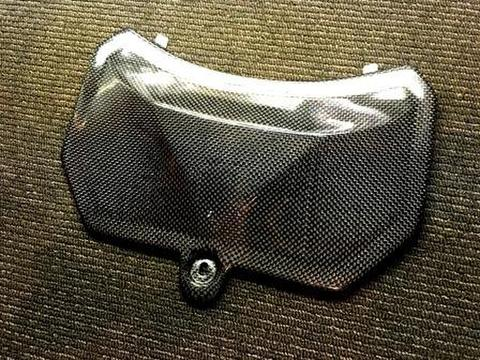 DROWsports Carbon Fiber Battery Cover Bws/ZUMA125