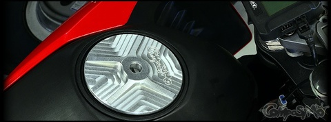 ComposiMo GROM Billet Gas Cap
