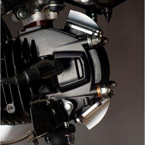 OTB Prototypes Shark Fins Valve Cover GROM/MSX125/Monkey125/C125